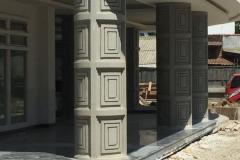 Ornamen GRC Rumah penghias Tiang Rumah (1)