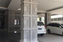 Ornamen GRC Rumah penghias Tiang Rumah (2)