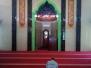 Kaligrafi Huruf Timbul Masjid Baitul Muttaqin Bekasi