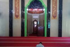 jasa kaligrafi Allah Muhammad huruf timbul