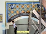 Kaligrafi Masjid PT SSD SATU SEMBILAN DUA Berau Kaltim