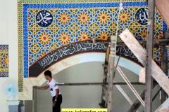 kaligrafi masjid arab (5)