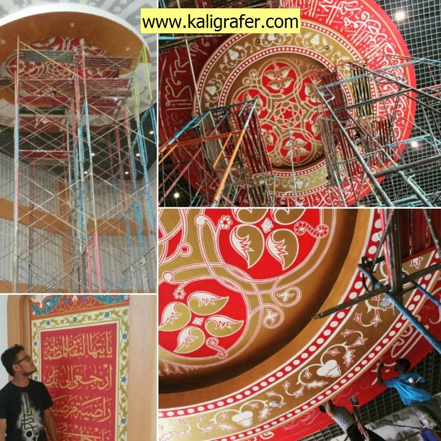 Masjid Manggarai Mall Jakarta