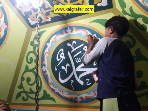 Kaligrafi Masjid Termurah Nomor 1 4