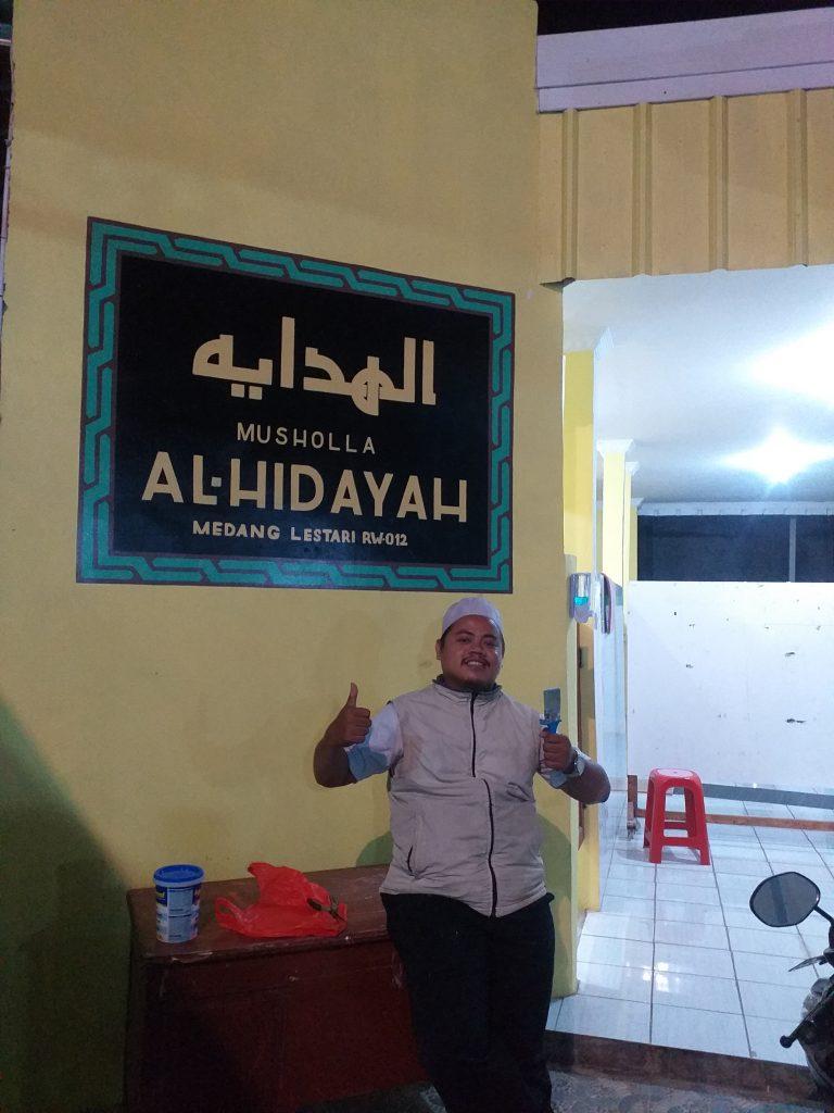 Musolla Al-Hidayah, Medang Lestari, Gading, Serpong , Tangerang