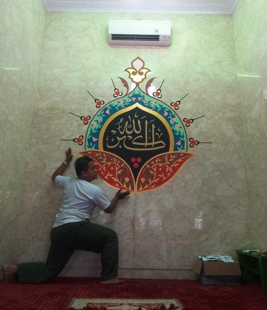 Musolla Al-Munawwaroh, Condet, Kramat Jati, Jakarta Timur