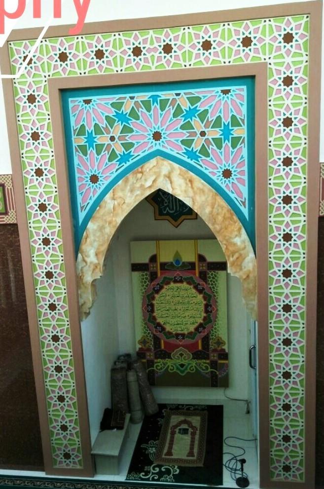 Masjid di daerah Rawa Gatel Jakarta Barat