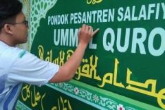 dekorasi-kaligrafi-hijau-pesantren-8
