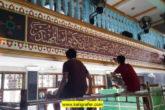 kaligrafi-dinding-dan-mezzanin-masjid-1