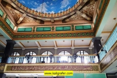 kaligrafi-kubah-dan-mezanin-masjid-1