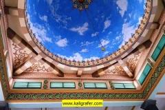 kaligrafi-kubah-dan-mezanin-masjid-2