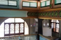 kaligrafi-kubah-masjid-dan-lukisan-awan-kubah-masjid-7