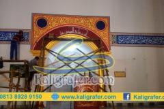 Penulisan-kaligrafi-masjid