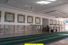 Masjid Raudhatul Irfan : Masjid Gubernur Jabar di Jalur, Sukabumi
