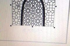 design-ornamen-timbul-berbahan-spons-masjid-model-padang-4